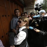 Morte Marquez, giornalisti e amici davanti alla casa di Città del Messico