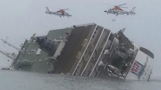 Traghetto Corea, ecco la trascrizione della chiamata ai soccorsi