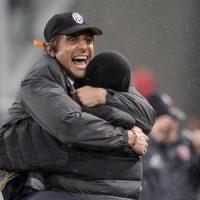 """Juventus, Conte: """"Passo avanti per lo scudetto ma non è finita"""""""