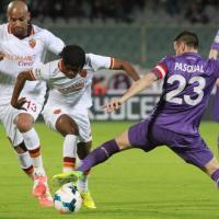 Fiorentina-Roma, il film della partita