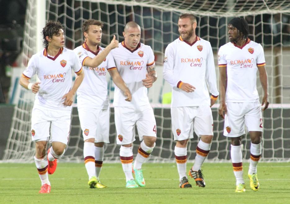 Серия А. Фиорентина - Рома 0:1.