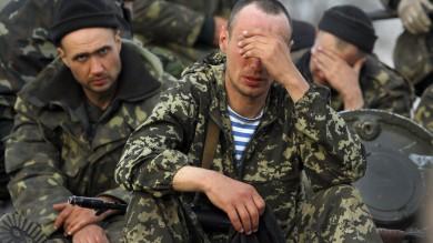 Salta la tregua pasquale in Ucraina   Video   sparatoria con filorussi nell'Est: 4 morti