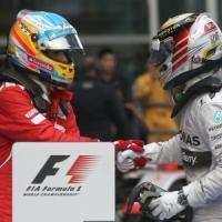 """F1, Alonso: """"Il podio è"""