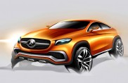 Mercedes-Benz Coupe SUV Concept
