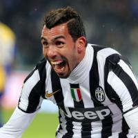 Juventus, verso il Benfica con il dubbio Tevez