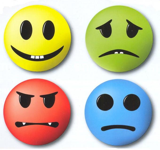 """""""Felicemente disgustato"""". Identificate 15 nuove emozioni che si leggono in faccia"""