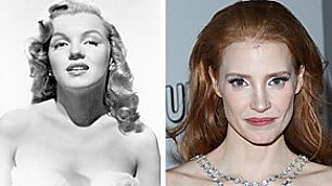 Sfida impossibile: essere Marilyn al cinema ci prova la Chastain