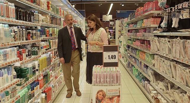 Le tasche vuote degli italiani