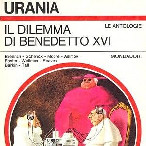 """""""Il dilemma di Benedetto XVI"""": la copertina profetica di Urania"""