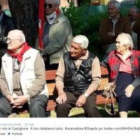 Anniversario della Liberazione, Renzi su Twitter lancia #unamattina