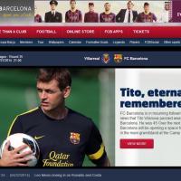 Barcellona: la morte di Vilanova sui giornati spagnoli