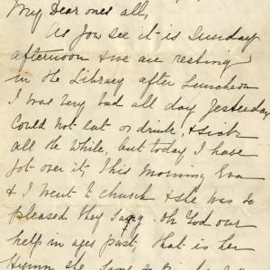 Titanic, lettera scritta a bordo la notte del naufragio venduta all'asta a 145 mila euro