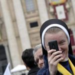 Il giorno dei due Papi: le suore 2.0