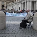 Il giorno dei due Papi: le foto dei lettori / 2