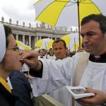 Canonizzazione, 870 sacerdoti per dare l'eucarestia
