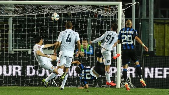 Atalanta-Genoa 1-1: De Ceglie chiama, De Luca risponde