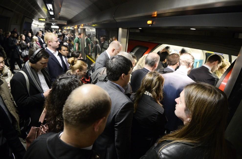 Due giorni di sciopero del metrò: Londra nel caos