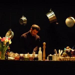 """Donpasta, un dj in cucina: """"Così ho unito fornelli e vinili"""""""