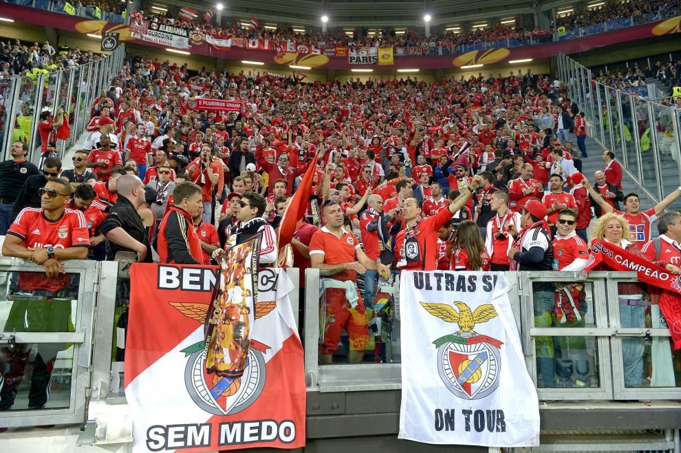 ЛЕ. Ювентус - Бенфика 0:0. Португальский автобус едет в финал - изображение 4