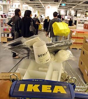 Ikea ritira 4 milioni di lampade per bambini rischio strangolamento - Ikea lampade bambini ...