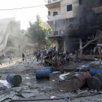 Siria, kamikaze fanno strage di bambini nella provincia di Hama