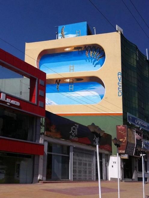 Risultati immagini per teheran ::: murales?
