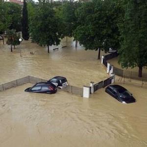 L'82% dei comuni ad alto rischio idrogeologico: mappa dell'Italia delle catastrofi