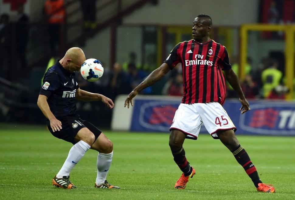 Серия А. Милан - Интер 1:0. Россонери по-прежнему в игре - изображение 5