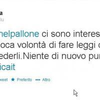 RNews, TwitterTime: Chi è nel pallone dopo la finale di Coppa Italia?