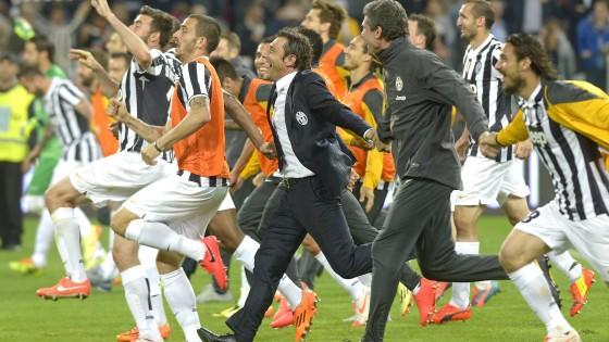 Juventus-Atalanta 1-0, Padoin completa la festa