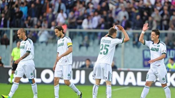 Fiorentina-Sassuolo 3-4: tris di Berardi per la salvezza, ai viola non basta Rossi