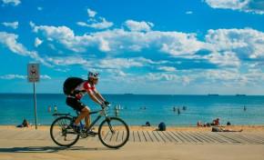 Regola numero uno: rispettare i ciclisti, sono i padroni della strada