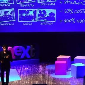 &quot;L'innovazione &egrave; qualcosa a met&agrave; tra cuore e cervello&quot;<br />RNext a Lecce racconta sfide, sogni ed emozioni