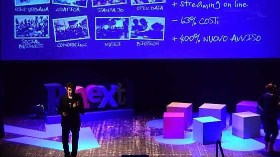 """""""L'innovazione è qualcosa a metà tra cuore e cervello""""RNext a Lecce racconta sfide, sogni ed emozioni"""