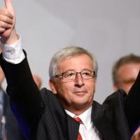 """Juncker: """"Io candidato dalla Merkel, ma non voglio un'austerity eccessiva"""""""