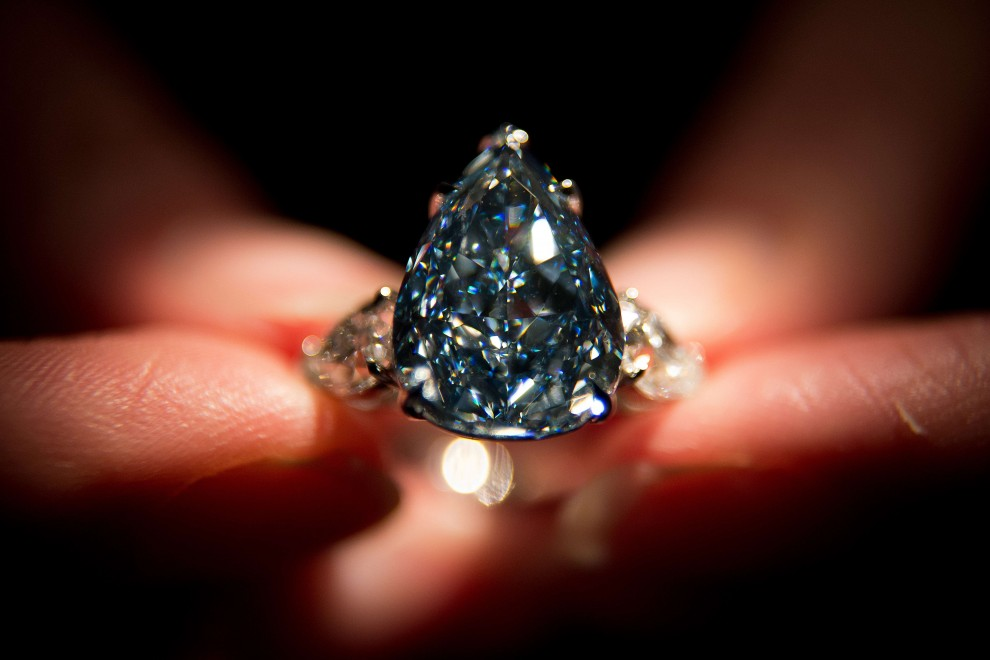 Diamond Rings From Africa