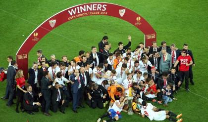 Coppa al Siviglia   foto 1    / 2   Benfica, la maledizione continua