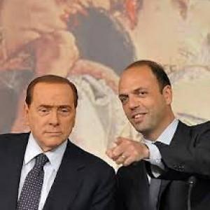 """Berlusconi a Grillo: """"Marcia su Roma la faremo noi"""". Alfano sull'apertura di Fi: """"Hanno visto i sondaggi"""""""