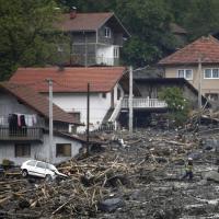 Bosnia e Serbia, vittime per le alluvioni