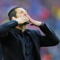 Atletico Madrid, Simeone: ''Abbiamo scritto la storia di questa squadra''