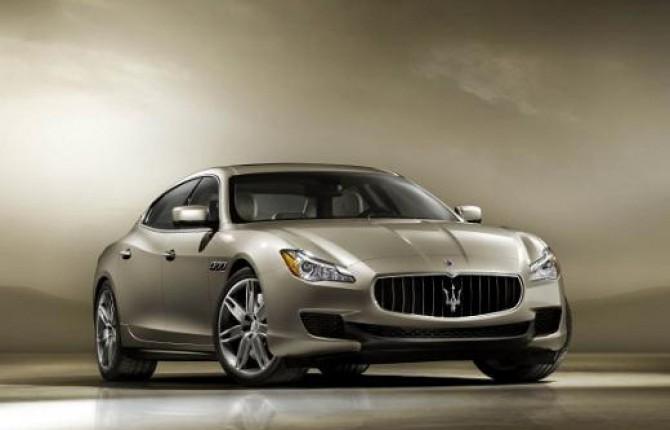 Maserati, diesel e sound