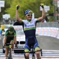 Giro d'Italia, il film della nona tappa