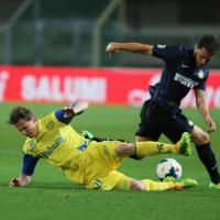 Chievo-Inter, il film della partita