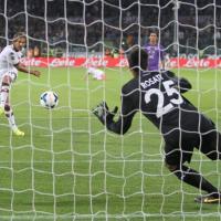 Fiorentina-Torino, le lacrime di Cerci