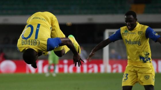 Chievo-Inter 2-1: Obinna entra e guasta l'addio degli 'eroi del triplete'