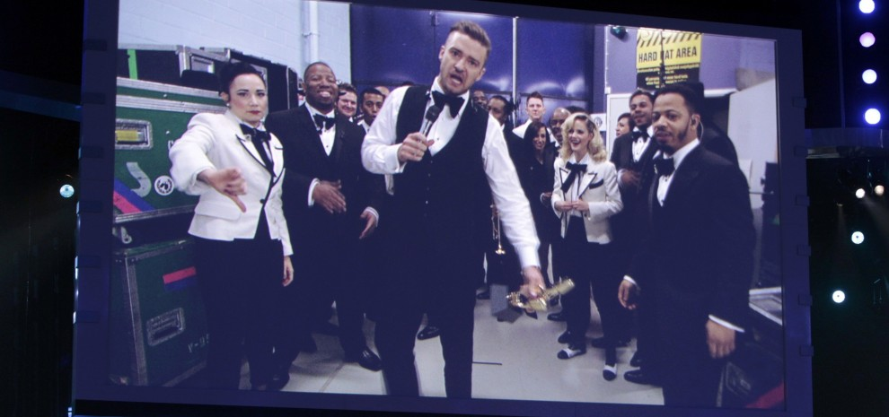 Billboard Music Awards, il trionfo di Justin Timberlake, l'asso pigliatutto
