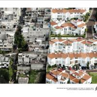 Messico, Photoshop non c'entra: c'è una linea tra ricchi e poveri
