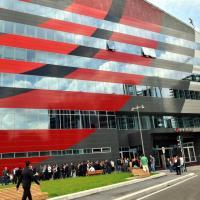 Presentata Casa Milan, rossoneri nel futuro