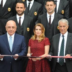 Milan, Barbara Berlusconi: ''Non molliamo, al lavoro per tornare in alto''