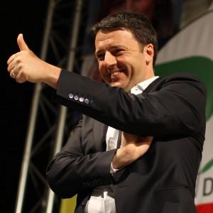 """Renzi attacca Grillo: """"La piazza è nostra. Chi ci insulta ha paura di noi"""""""